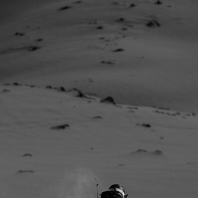Dropp mot mørket, fotokunst veggbilde / plakat av Bård Basberg