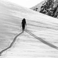 Kontraster i snøen av Bård Basberg