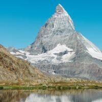 Matterhorn, fotokunst veggbilde / plakat av Bård Basberg