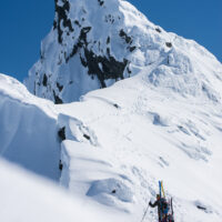 Mot toppen av fjellet av Bård Basberg