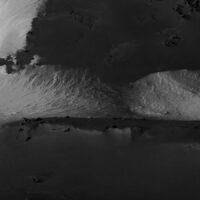 Lille Finsenut i sort-hvitt av Bård Basberg