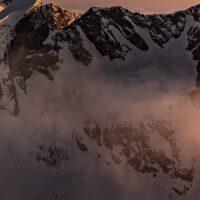 Hurrungane panorama, fotokunst veggbilde / plakat av Bård Basberg