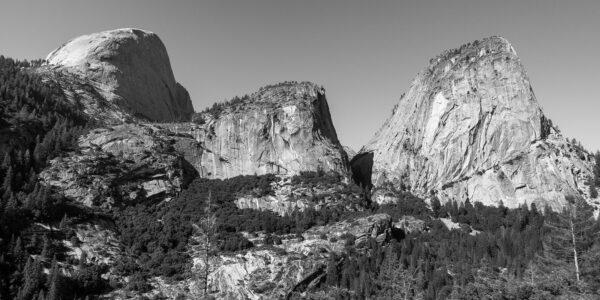 Half Dome I Yosemite, fotokunst veggbilde / plakat av Erling Maartmann-Moe