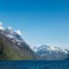 Hjørundfjorden av Erling Maartmann-Moe