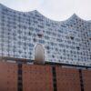 Elbphilharmonie-bygningen i Hamburg av Erling Maartmann-Moe