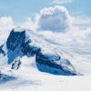Bitihorn sett fra Valdresflya av Erling Maartmann-Moe