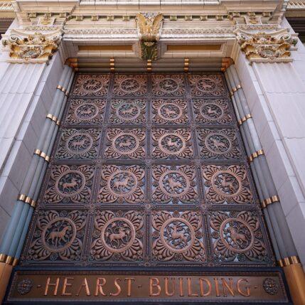 Hearst Building San Francisco, fotokunst veggbilde / plakat av Erling Maartmann-Moe