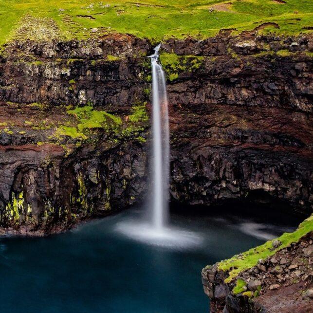 Naturens Skaperkraft, fotokunst veggbilde / plakat av Eirik Sørstrømmen