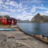 Den Beste Utsikten i Lofoten av Eirik Sørstrømmen