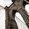 Brooklyn Bridge, fotokunst veggbilde / plakat av Henning Mella