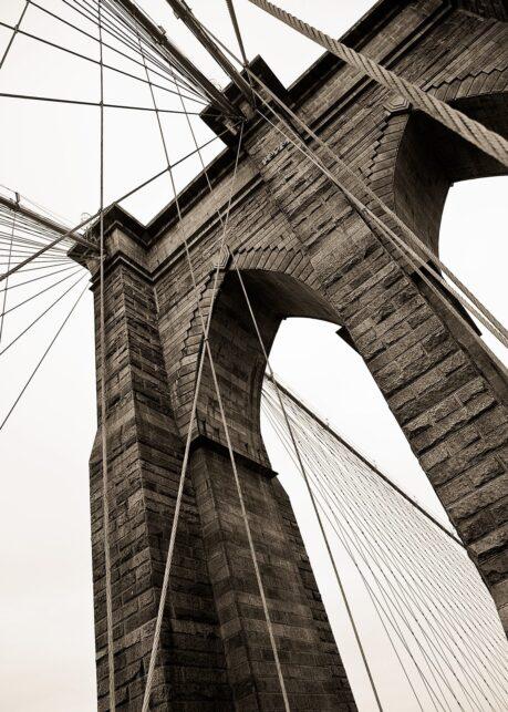Brooklyn Bridge av Henning Mella