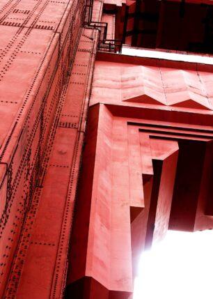 Golden Gate Bridge, fotokunst veggbilde / plakat av Henning Mella