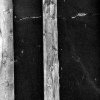 provisorisk vegg av Henning Mella