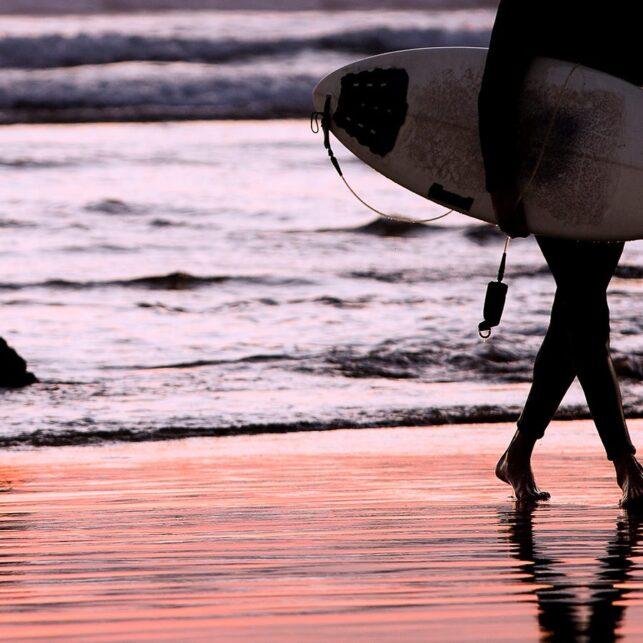 surf, fotokunst veggbilde / plakat av Henning Mella