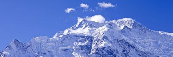 Annapurna, fotokunst veggbilde / plakat av Henning Mella