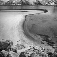 Isen legger seg av Kåre Johansen