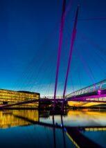 Bixby Bridge panorama, fotokunst veggbilde / plakat av Peder Aaserud Eikeland