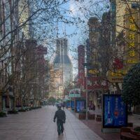 Stille morgen i Shanghai av Kåre Johansen