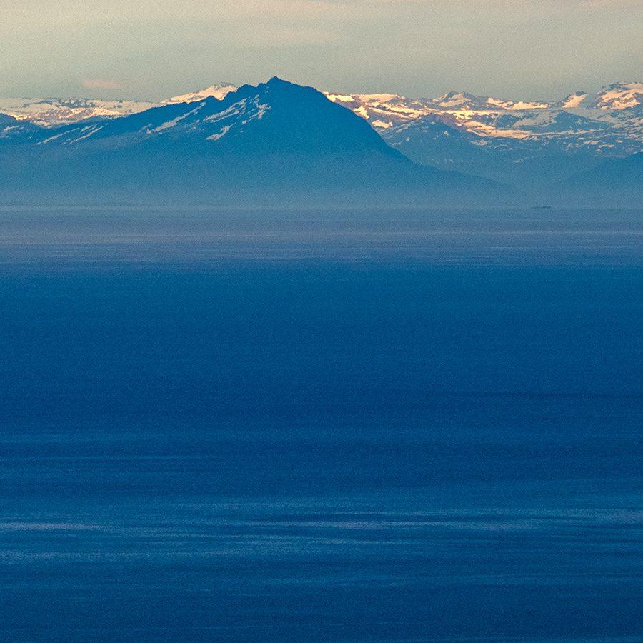 Utsikt over Vestfjorden av Kåre Johansen