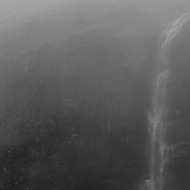 Slør, fotokunst veggbilde / plakat av Kjell Erik Reinhardtsen