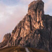 Fin sti som leder deg til fjells, fotokunst veggbilde / plakat av Kristoffer Vangen