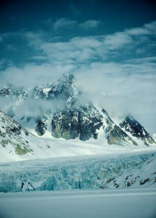 Spitsbergen III, fotokunst veggbilde / plakat av Peder Aaserud Eikeland