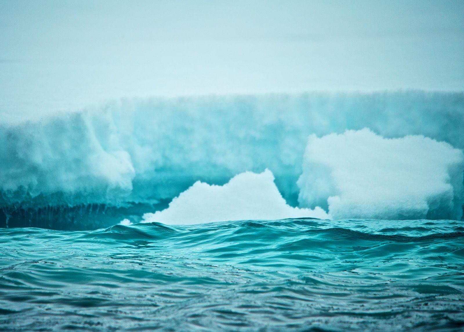 Ishav i Arktis av Peder Aaserud Eikeland
