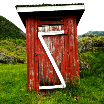 Utedass, fotokunst veggbilde / plakat av Peder Aaserud Eikeland