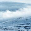 Vinterstorm, fotokunst veggbilde / plakat av Peder Aaserud Eikeland