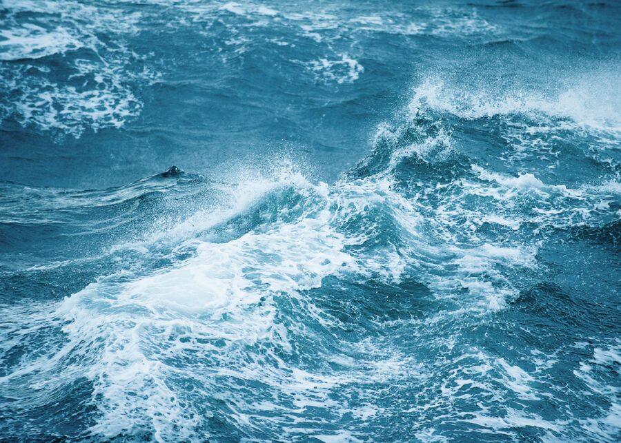 Sjøsprøyt av Peder Aaserud Eikeland