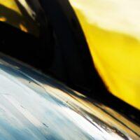 Abstrakt F-16 cockpit av Peder Aaserud Eikeland