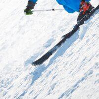 Kronprins Haakon på telemark ski, fotokunst veggbilde / plakat av Peder Aaserud Eikeland