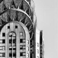 Chrysler Building, fotokunst veggbilde / plakat av Peder Aaserud Eikeland