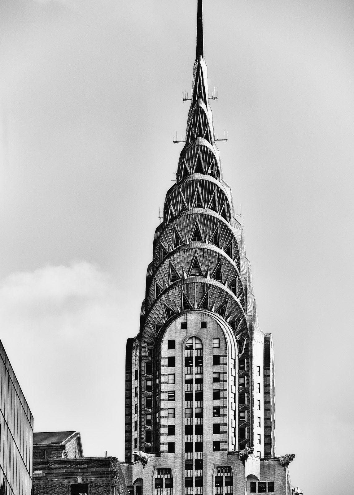 Chrysler Building av Peder Aaserud Eikeland