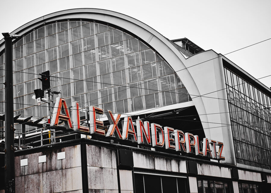 Alexanderplatz av Peder Aaserud Eikeland