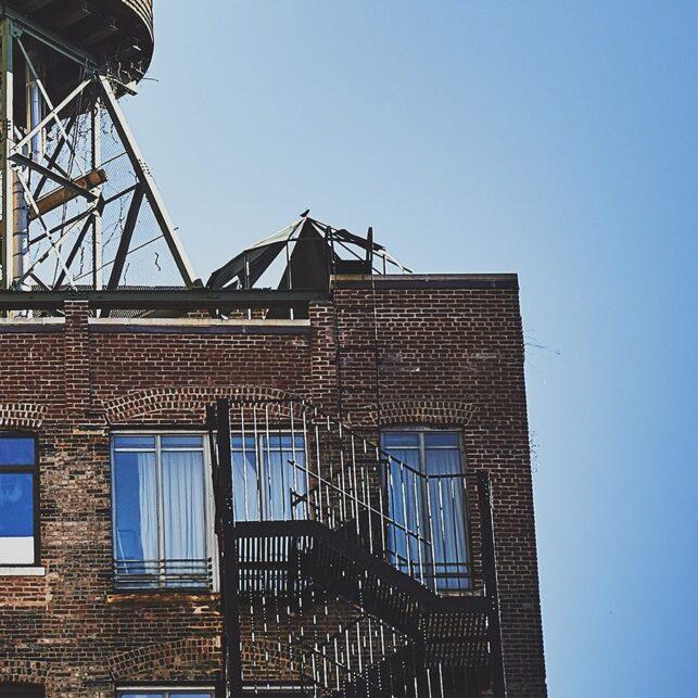 New Yorks ikoniske vanntanker, fotokunst veggbilde / plakat av Peder Aaserud Eikeland