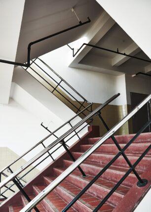 Van Nelle trapp, fotokunst veggbilde / plakat av Peder Aaserud Eikeland