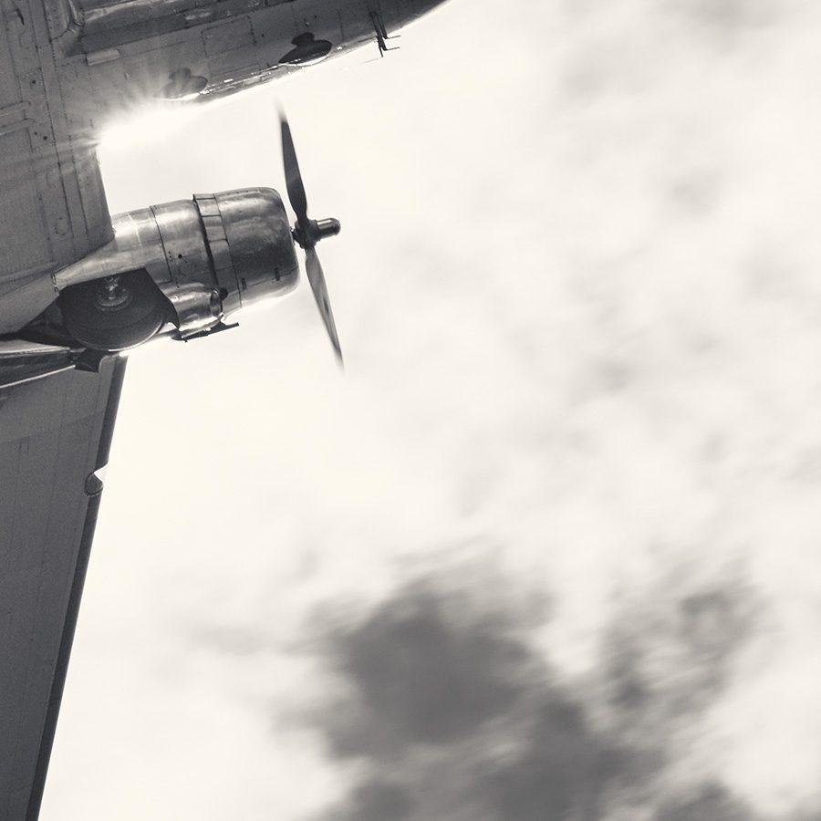 Dakota DC-3 av Peder Aaserud Eikeland