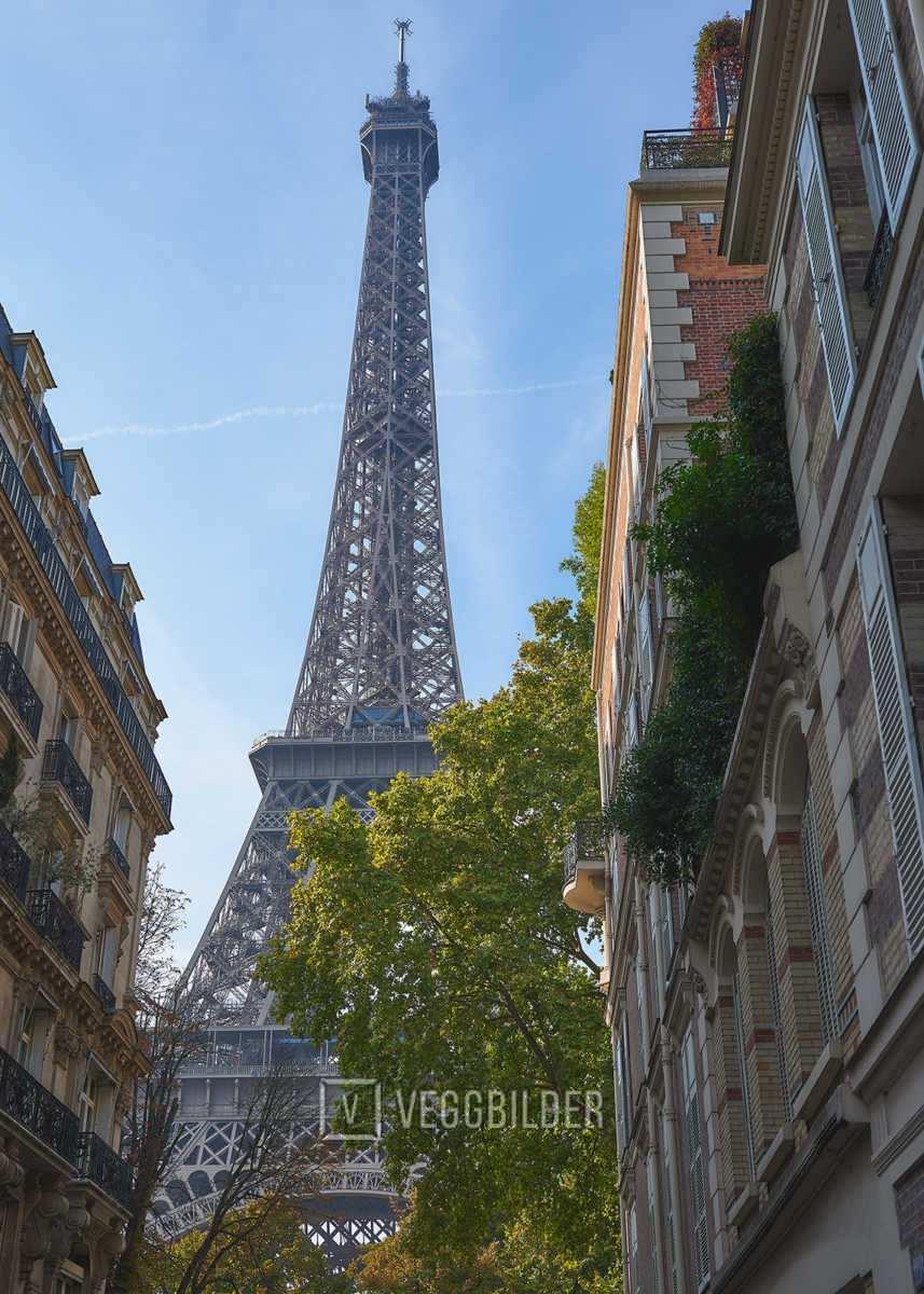 Nabo til Eiffeltårnet av Peder Aaserud Eikeland
