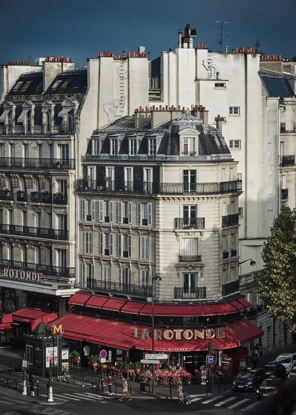 La Rotonde, fotokunst veggbilde / plakat av Peder Aaserud Eikeland