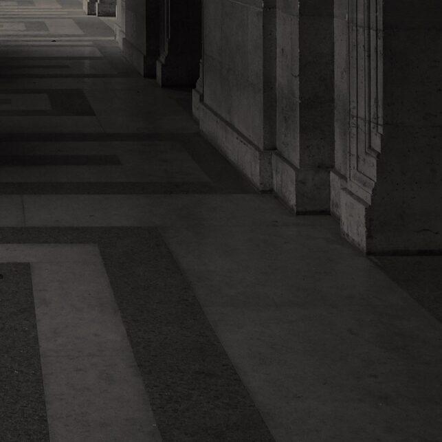 Steinganger, fotokunst veggbilde / plakat av Peder Aaserud Eikeland