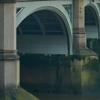 Westminister Bridge og Big Ben av Peder Aaserud Eikeland