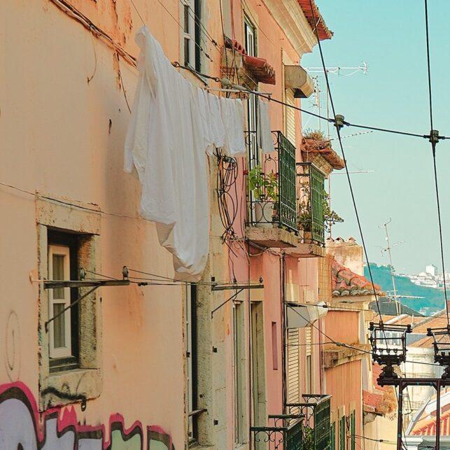 Ascensor da Bica II, fotokunst veggbilde / plakat av Peder Aaserud Eikeland
