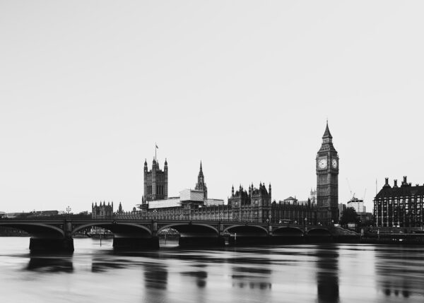 London classic, fotokunst veggbilde / plakat av Peder Aaserud Eikeland