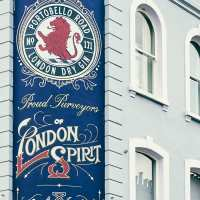 London spirit, fotokunst veggbilde / plakat av Peder Aaserud Eikeland