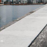 Bjørvika fra Sørenga, fotokunst veggbilde / plakat av Peder Aaserud Eikeland
