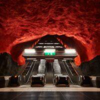 The Gates of Hell, fotokunst veggbilde / plakat av Peder Aaserud Eikeland