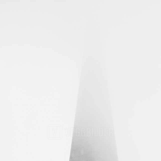 Transamerica Pyramid, fotokunst veggbilde / plakat av Peder Aaserud Eikeland