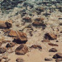 Monterey strand, fotokunst veggbilde / plakat av Peder Aaserud Eikeland