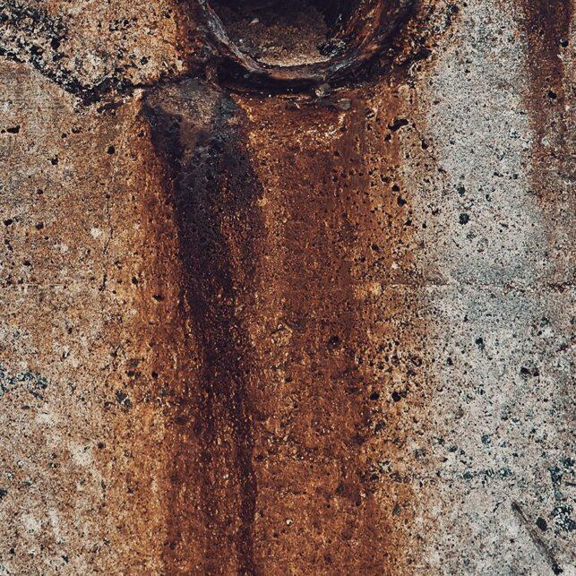 Rust, fotokunst veggbilde / plakat av Peder Aaserud Eikeland